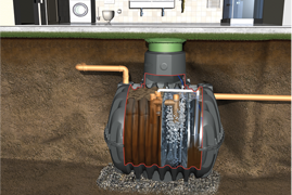Ecolibera construcci n sostenible depuradoras - Depuradora agua domestica ...